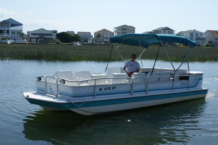 Ocean Isle Beach Boat Rental Rates Oib Amp Sunset Beach Nc