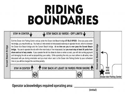 Riding Areas